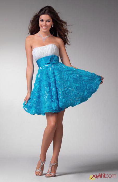Короткие Вечернее Платье 8
