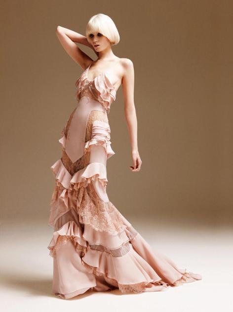 бурда моден 2012 платья