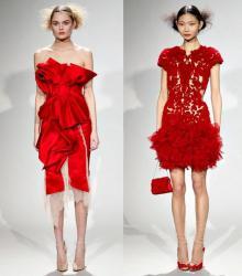 Короткие красные платья Маркиза Осень.  69714 байтДобавлено.