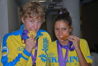 Плавание. Андрей Говоров и Дарья Зевина приносят Украине