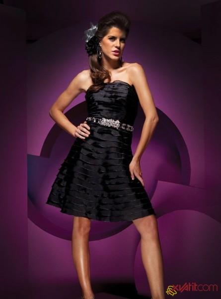 Описание: Коктейльные платья созданы