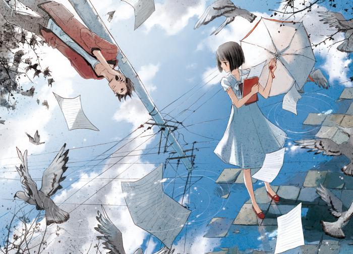Арты аниме девушек на аву: kartinku-ava.besaba.com/kategorii/anime/arti-anime-devushek-na-avu...