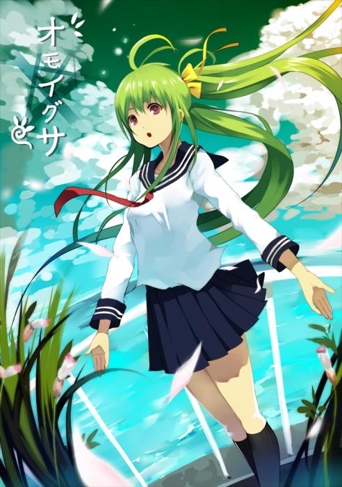 красивые картинки аниме на аватарку: