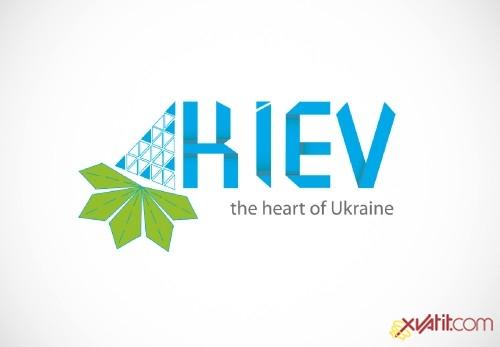 В КГГА утвердили новый логотип Киева - Цензор.НЕТ 9883