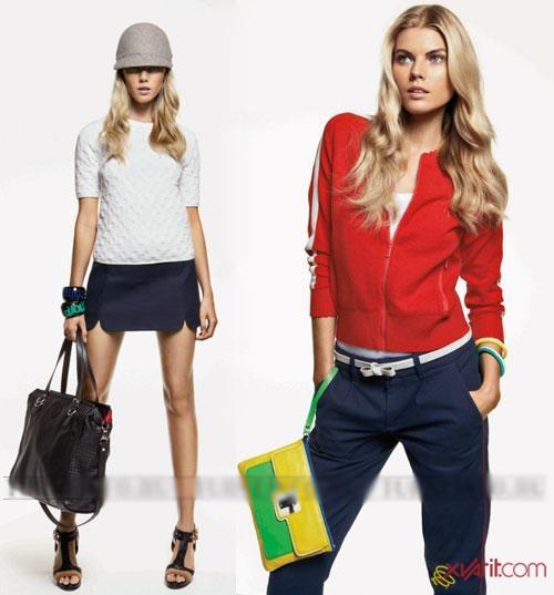 Модная Молодёжная Одежда