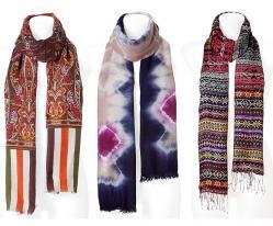 Шарфы осень-зима 2011-2012 станут неотъемлемой частью модного гардероба...