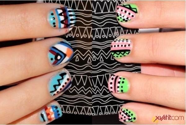 Красивый маникюр свои ногти — маникюр