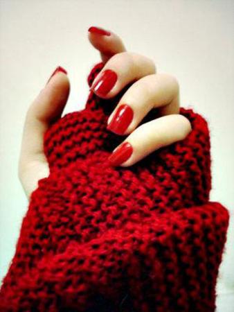 Новогодний дизайн ногтей пошаговая инструкция