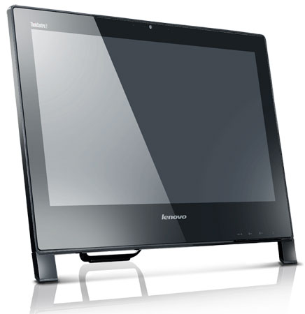 ThinkCentre 91z – супертонкий моноблок от Lenovo