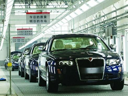 Растущий экспорт китайских автомоб…
