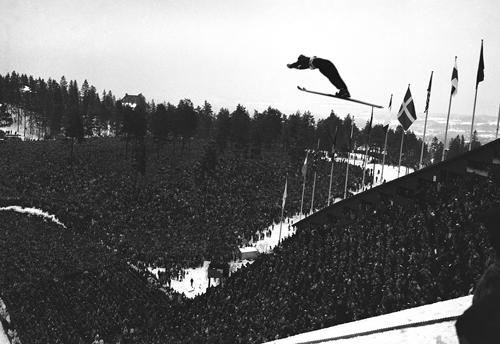 Прыжки с трамплина Осло 1952
