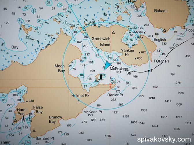 Репортаж №8 из Антарктиды