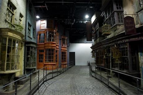 Алохомора, музей Гарри Поттера!