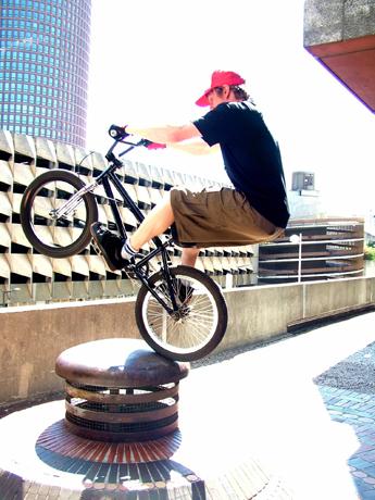 BMX — молодёжный экстремальный спорт