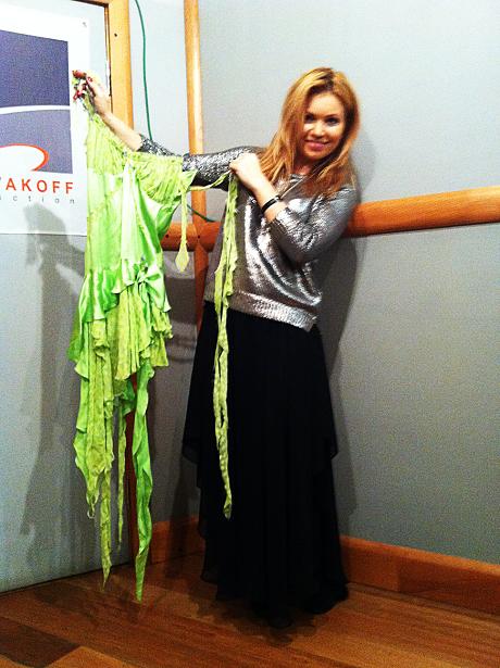 Lilu дарит платье