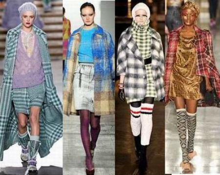 Модные пальто осень зима 2011-2012 Словно сговорившись, практически.