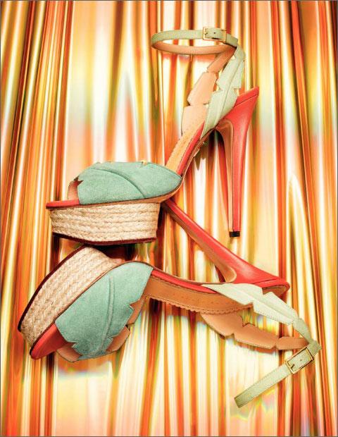 Самая необычная обувь 2012