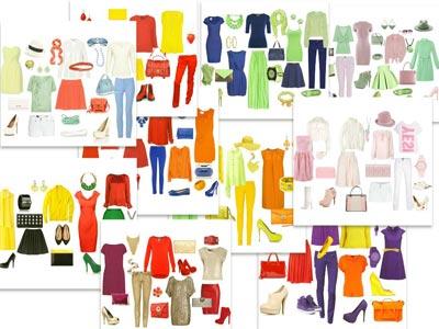Твой яркий стиль: сочетание цветов в одежде