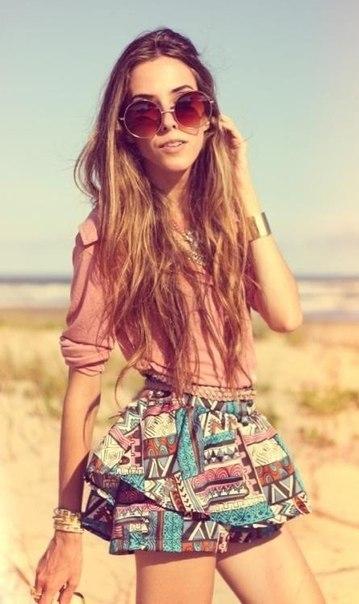 Летняя мода 2013 = романтика  и легкость
