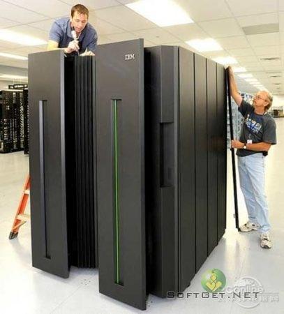 Процессор от IBM всё быстрее, быстрее и ещё раз быстрее…