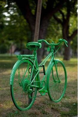 Велосипед все еще изобретают