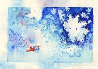 Урок кейс зимонько снігуронько наша