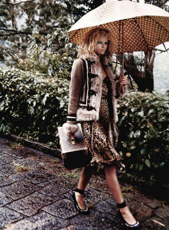 И серый дождь не страшен!