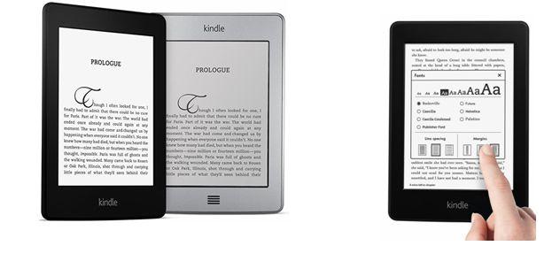 Amazon Kindle Paperwhite – удовольствие по разумной цене