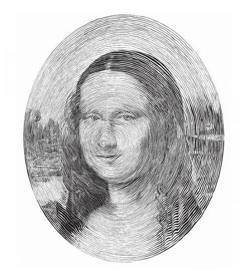 Портрет одной линии