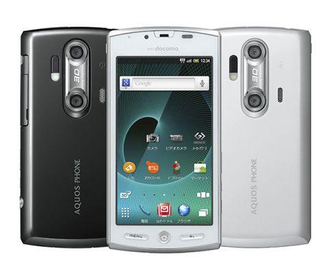Sharp удивит Европу своим новым смартфоном