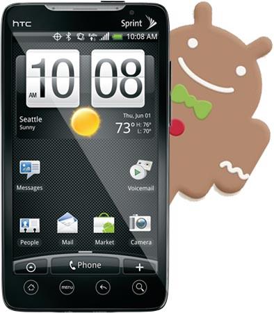 HTC EVO 4G. Эволюция или деградация?