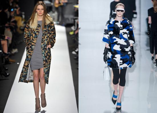 Модная осень 2013