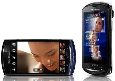 Sony Ericsson Xperia Pro и Neo
