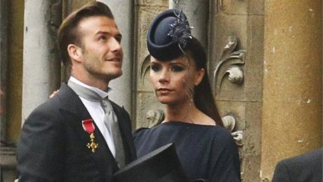 Спортсмены на свадьбе принца