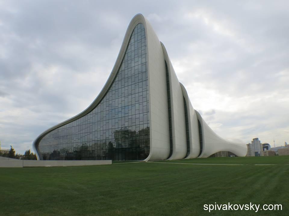 Репортаж №8. Из Азербайджана.Чувство прекрасного