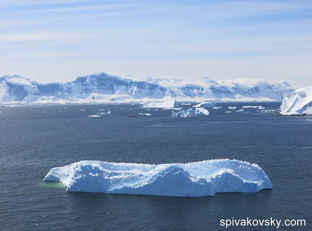 Репортаж № 13 из Антарктиды