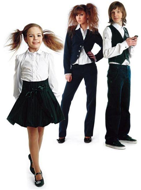 В школу – в модном!