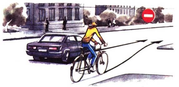 техника езды на велосипеде видео уроки