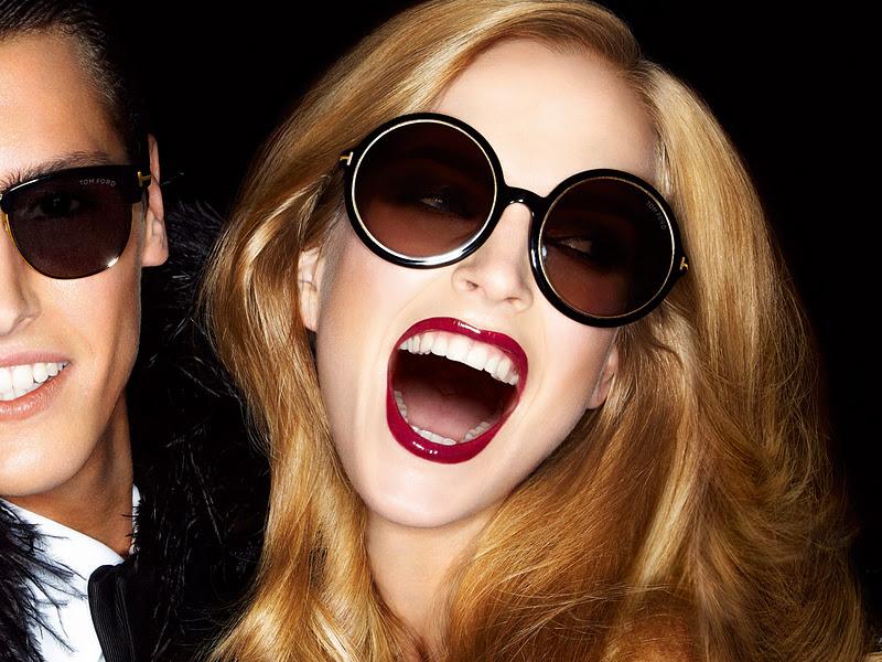 Модные очки лета 2012