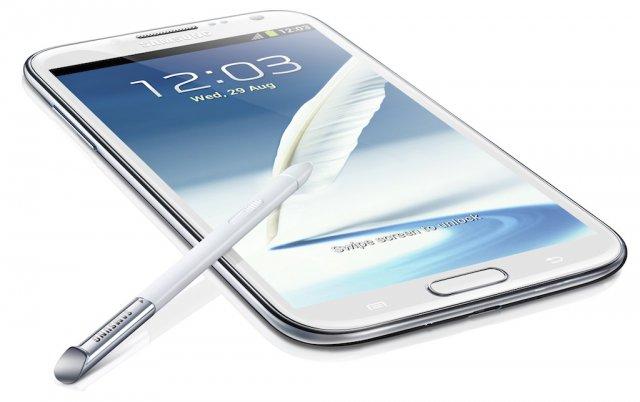 Смартфон для творческих людей - Samsung Galaxy Note II