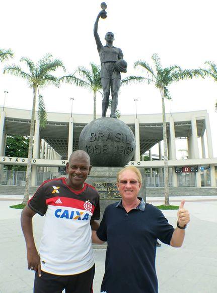 Репортаж №2 из Бразилии.