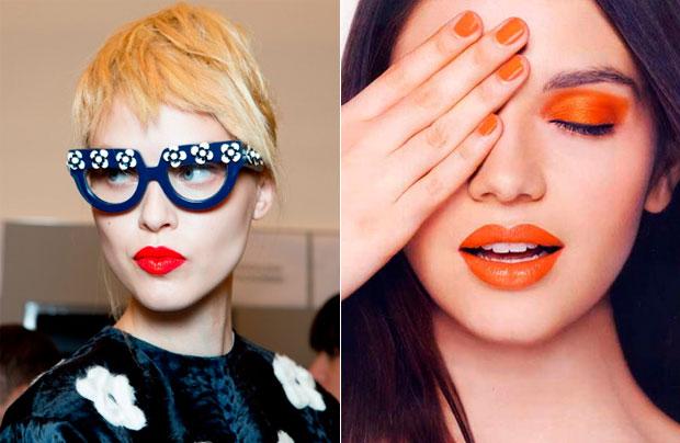 Топ-10 идей модного макияжа 2014