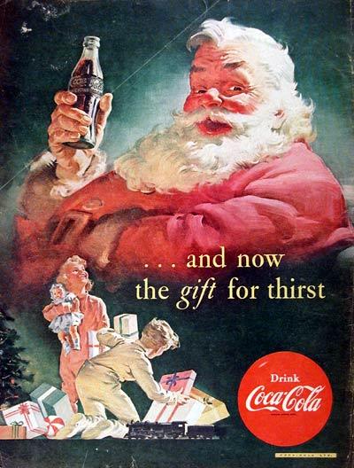 Как Святой Николай Санта-Клаусом стал