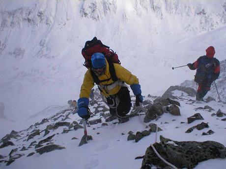 Еще о альпинизме