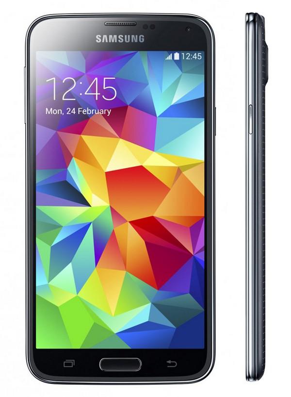 Презентован самый ожидаемый смартфон - Samsung Galaxy S5