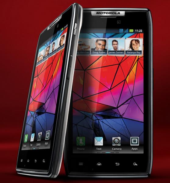 Новое пришествие RAZR от Motorola
