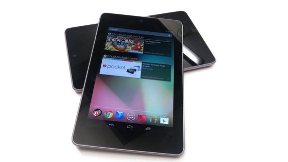 Google Nexus 7 – айпадный киллер за «недорого»
