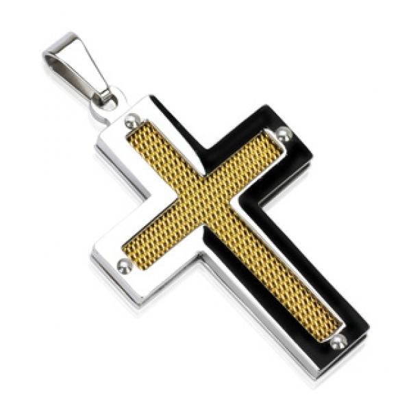 крестик (кулон)