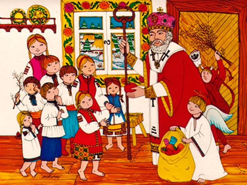Конспект занятия посвященного дню св николаю