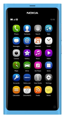 Nokia N9 затмит Ай-фон?!!